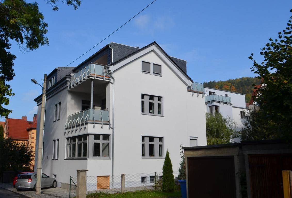 Referenzen Sparkasse Jena Saale Holzland
